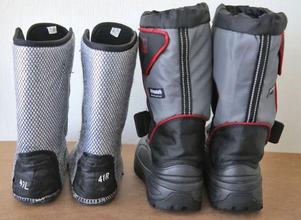 Сапоги Ботинки Norfin(-40°) дляОхотников, рыбаков! ЛучшийПодарок! Херсон - изображение 1