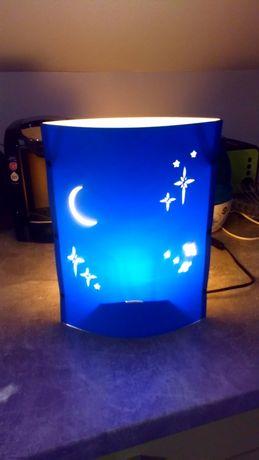 Lampka nocna dekoracyjna dla dzieci do pokoju stan bardzo dobry