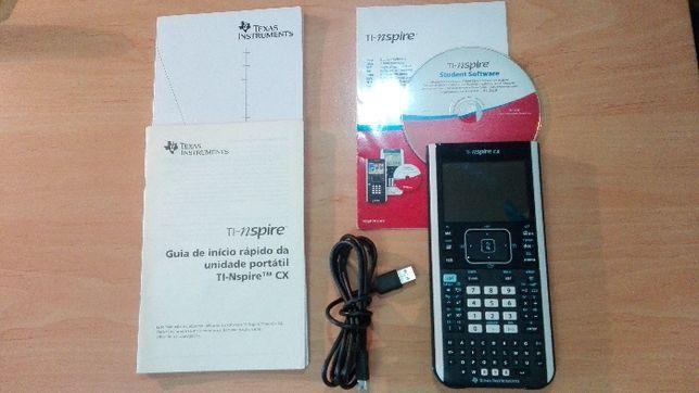 Calculadora gráfica TI-Nspire™ CX