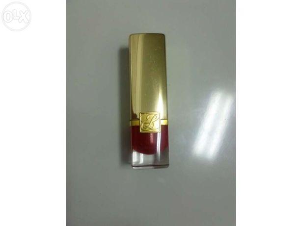 Baton estée lauder 310 crystal cherry, novo e original