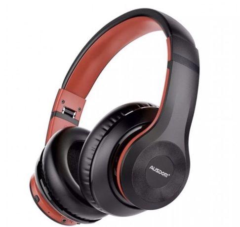 AUSDOM ANC10 Bezprzewodowe słuchawki z aktywną redukcją szumów
