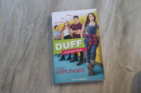 Książka, Keplinger, DUFF