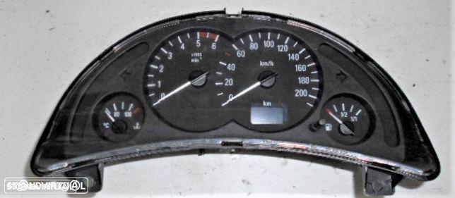 Quadrante Opel Corsa C 1.7 Dti 2005  - Usado