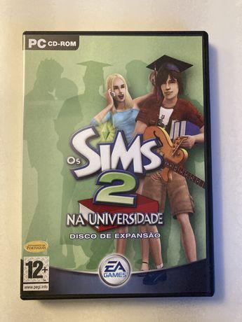 Os Sims 2 - Na Universidade (Jogo para PC)