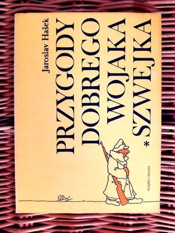 Przygody dobrego wojaka Szwejka (tom 1 i 2)