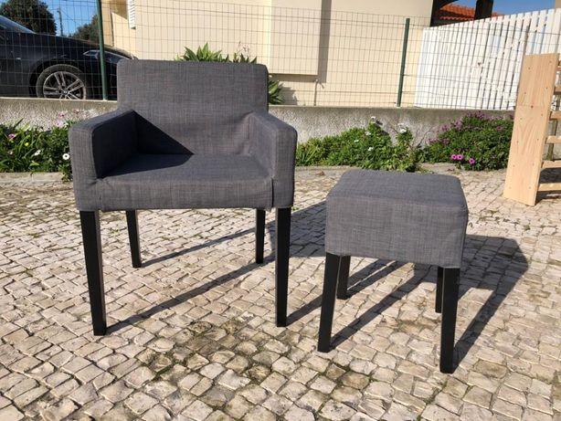 Cadeiras e bancos IKEA