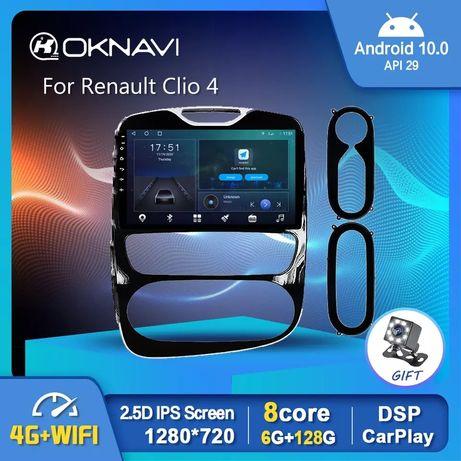Radio android Renault Clio IV od 2017