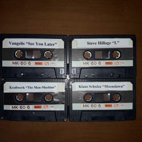 Аудиокассета для магнитофона