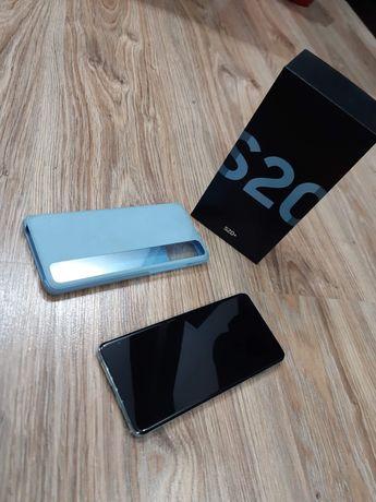 Samsung s20+ Blue 128 gb stan idealny igła!