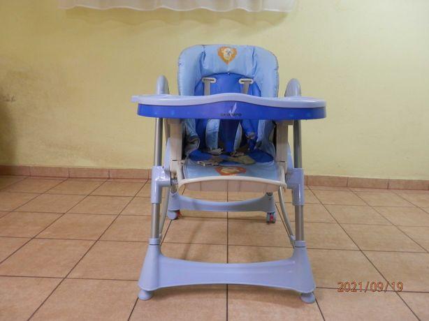 Krzesełko Bistro Caretero do karmienia dzieci