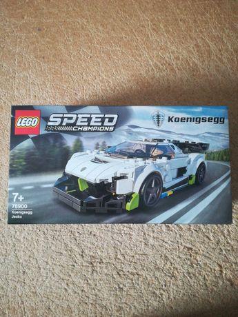 LEGO 76900 Koenigsegg Jesko Speed champions