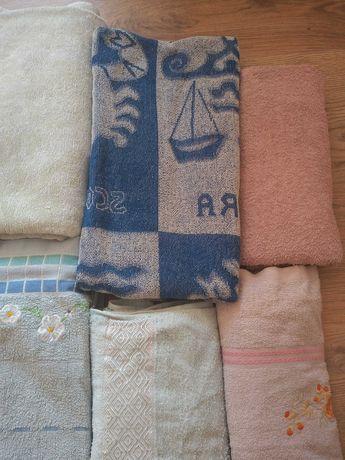 Ręczniki różnej wielkości