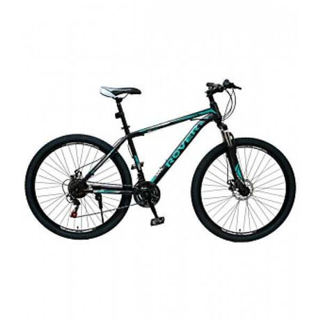 "Велосипед ROVER X60 Grand 29"" 19"" black green 2021"