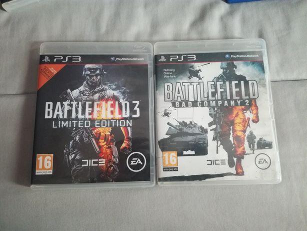 Battlefield 3 + Battlefield Bad Company 2   PS3 PlayStation 3
