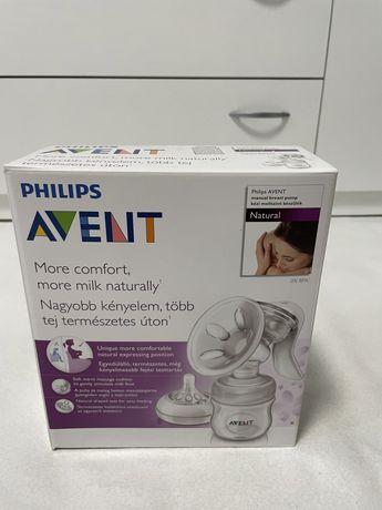 Механический (ручной) молокоотсос Comfort Philips Avent