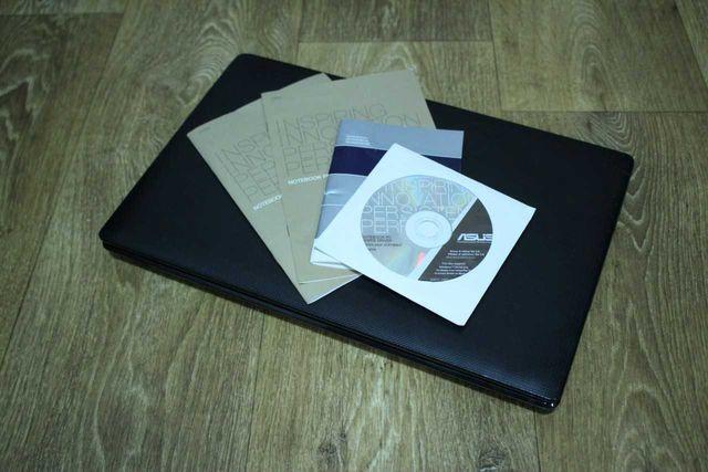 Шустрый ноутбук Asus X54c Intel Core i3 2350/ DDR3 4 Gb/ АКБ 1.5-2 ч
