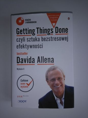 """""""Getting Things Done"""" David Allen"""