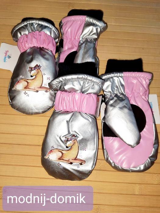 Варежки термо для девочек рукавиці рукавички Чернигов - изображение 1
