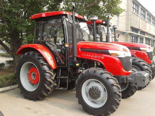 Трактор Wuzheng TS 1204 - Аналог YTO