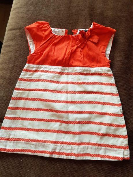 Sukienka letnia Gap rozmiar 74