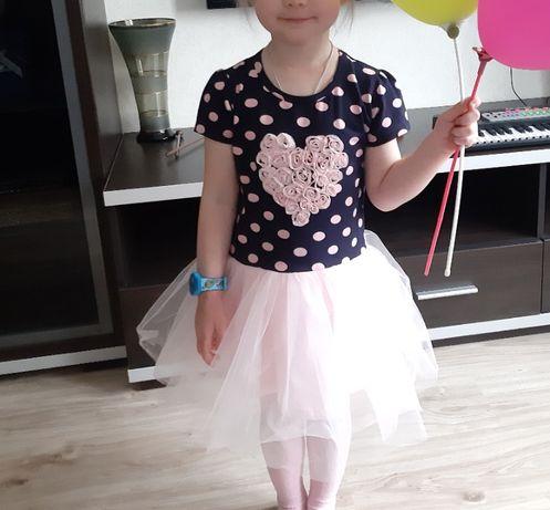 Детское нарядное платье Breeze, 116 размер