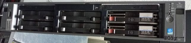 Сервер HP ProLiant 380 G4