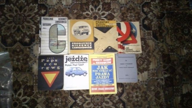książki motoryzacyjne