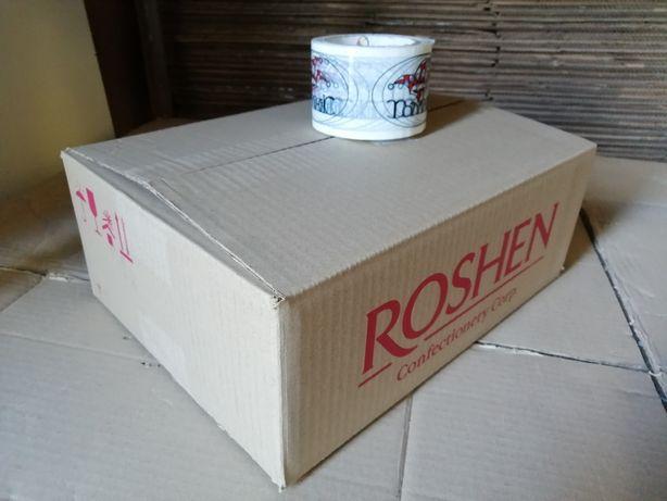380х285х142мм, ящик з тришарового картону
