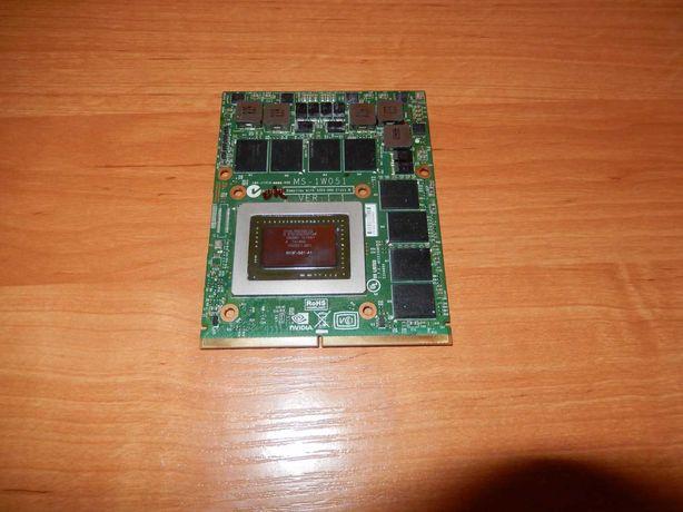 GeForce GTX 675M 2GB GDDR5/256Bit Slot MXM 3.0B