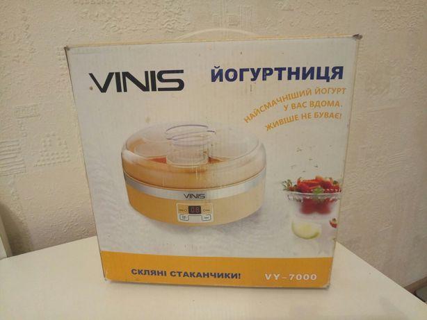 Продам йогуртницу VINIS