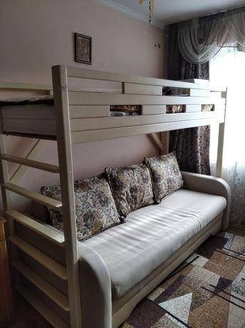 Ліжко другий ярус