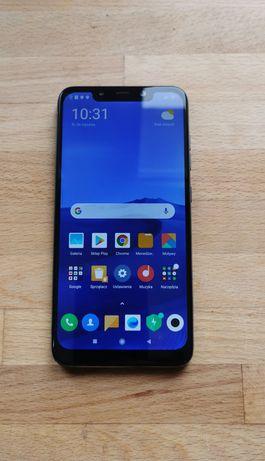 Pocophone Xiaomi F1 6/64 - gwarancja do 23.09.2021r. - stan BDB-Toruń