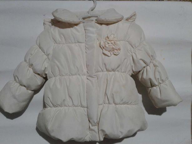 Весеняя курточка на девочку
