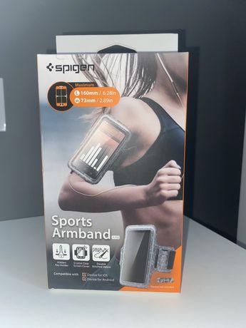 Opaska sportowa do biegania na ramię Spigen do iPhone/Android 6,9 cala