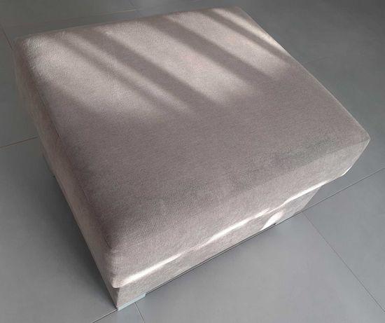 Siedzisko tapicerowane, puf tapicerowany