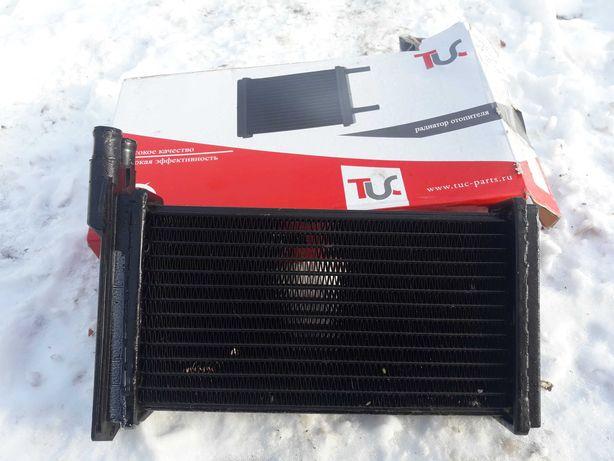 Радиатор печки медный Ваз 2108,2109,2199,2113,2114,2115