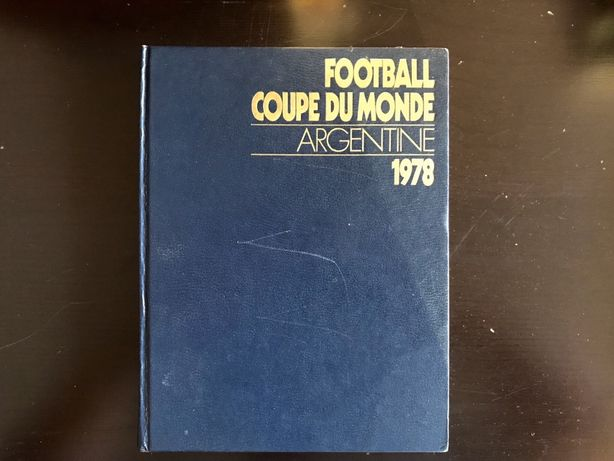 Football - Coupe du Monde Argentine 1978