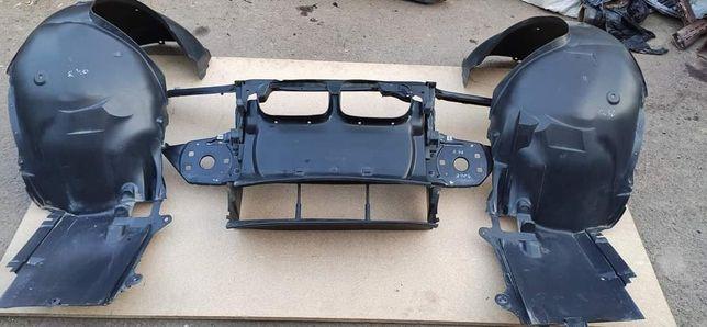 Диффузор подкрылок крыло БМВ Е46 BMW E46 Touring рестайлинг