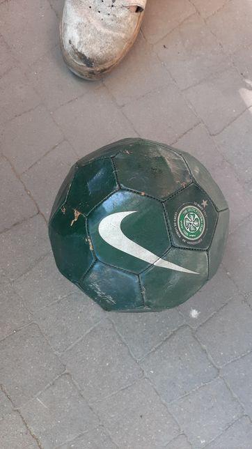 Piłka Nike z 1967 FC Celtic jedyna rarytas kolekcjonerski