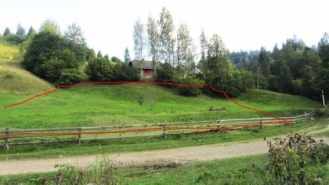 Ділянка в Карпатах в с. Либохора, біля с. Тухля, Славське ОТГ