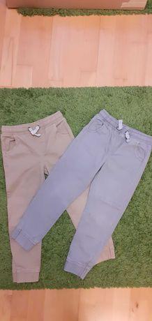 spodnie eleganckie- 2 pary