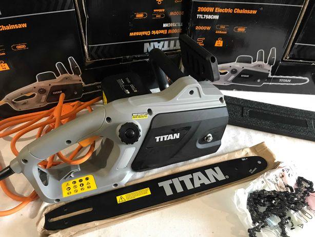 Пила електрична  TITAN TTL758CHN з Англії