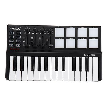 MIDI-контроллер Worlde Panda Mini 25