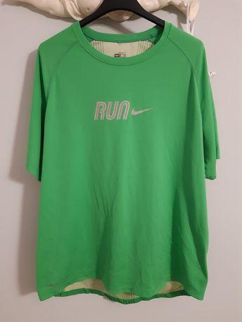Nike XL Run męska koszulka do biegania