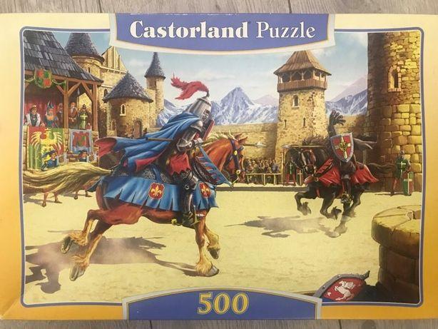 Пазлы Castorland 500 шт., нет 2 элементов