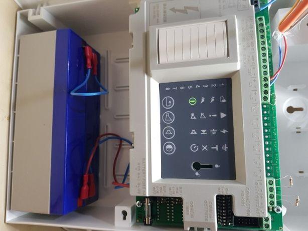 Central Detecção Incêndios UniPos FS-4000/2