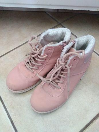 Buty dziewczęce r.31