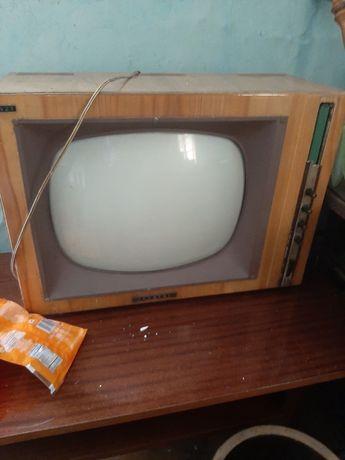 Lampowy telewizor LAZURYT