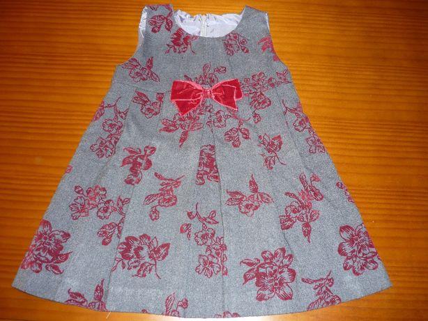 Vestido Girandola 4 Anos Muito Barato e Giríssimo - Prestigiada Marca