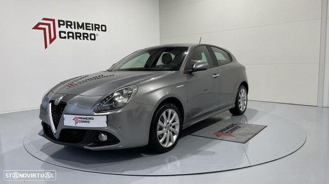 Alfa Romeo Giulietta 1.6 JTDm Super GPS